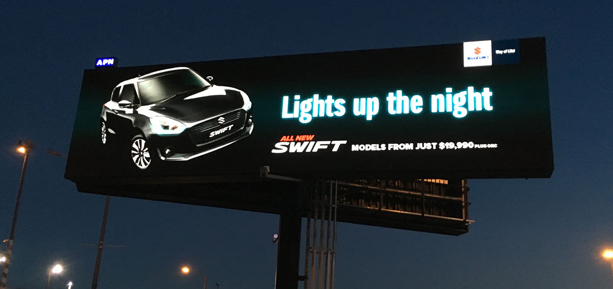 Swift Nighttime